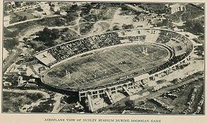 1922 college football season - Dudley Field