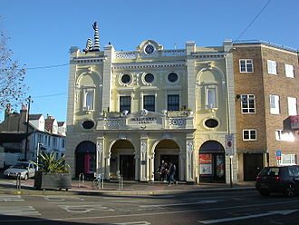 Culture of Sussex - Duke of York's Picture House, Brighton (first opened 1910)