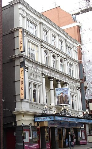 Duke of York's Theatre - Duke of York's Theatre in 2006