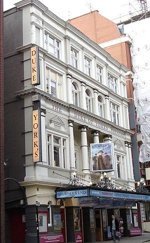 Duke of York's Theatre - Duke of York's Theatre in 2006