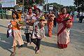 Durga Idol Immersion Procession - Baja Kadamtala Ghat - Kolkata 2012-10-24 1512.JPG