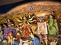 Durga against female foeticide Arnab Dutta 2011.jpg