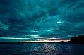 Dusk on Andrew Lake (35242232402).jpg