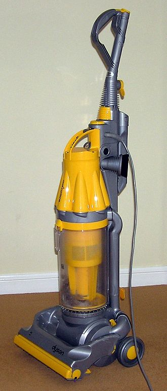 Homemaking - A vacuum cleaner