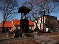 Dzwonnica na Pl. Gwarków w Tarnowskich Górach.JPG