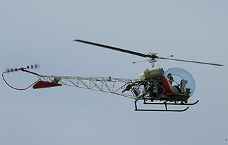 Bell 47 - Bell 47 owned by the Experimental Aircraft Association