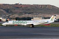 EC-KXQ Erj145EU Andalus Líneas Aéreas (4445714009) (2).jpg