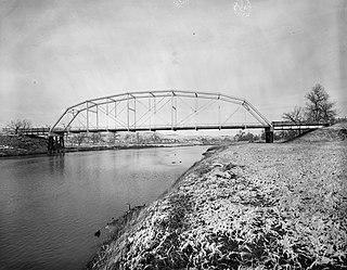 EDZ Irigary Bridge United States historic place