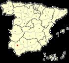 ES Sevilla, location map.png