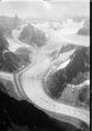 ETH-BIB-Aiguille du Géant, Mer de Glace , Glacier du Tacul v. N. aus 3800 m-Inlandflüge-LBS MH01-005180.tif