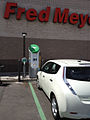 EV Charging Station in The Dalles (9137461126).jpg