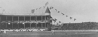 Eastern Park - Eastern Park on opening day 1894