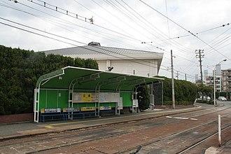 Eba Station - Image: Eba eki 1