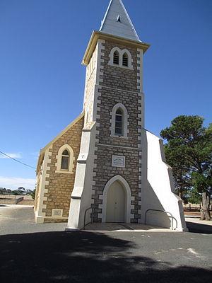Ebenezer, South Australia - Ebenezer St John's Lutheran church