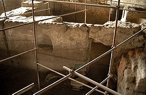 Medes - Excavation from ancient Ecbatane, Hamadan, Iran