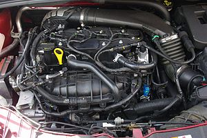 Joe Bakaj - Ford Ecoboost 1.6 litre engine in a 2012 Ford Focus