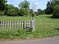 Edmondsham, stile - geograph.org.uk - 1329821.jpg