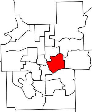 Edmonton-Gold Bar - 2010 boundaries