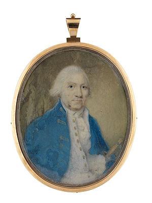Edmund Affleck - Image: Edmund Afflech Rear Admiral