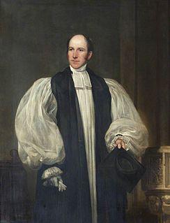 Edward Denison (bishop) British bishop