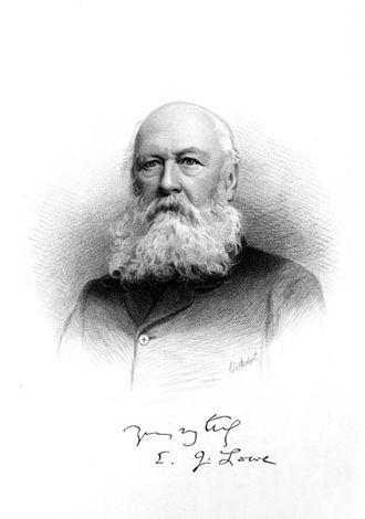Edward Joseph Lowe - E. J. Lowe (from Fern Growing, 1892, Peter Boyd Collection)