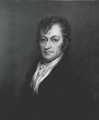 Edward Livingston - Image: Edward Livingston, U.S. Secretary of State