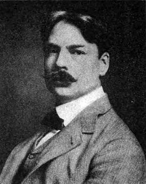 Photograph of Edward MacDowell