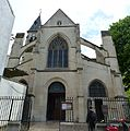 Eglise Saint-Medard, Paris 24 April 2012.jpg