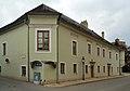 Ehemaliges Bezirksgericht 11018 in A-2460 Bruck an der Leitha.jpg