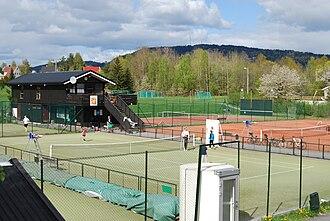 Eiksmarka - Eiksmarka Tennis Courts