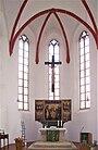 Eilenburg Nikolaikirche Altar.JPG