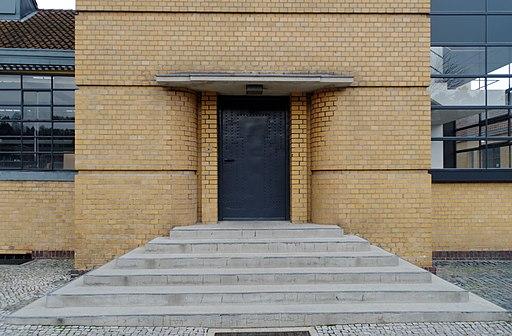 Eingang Tür Gropius Bau Fagus Werk Alfeld