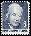 Eisenhower stamp 6c 1970 issue .jpg