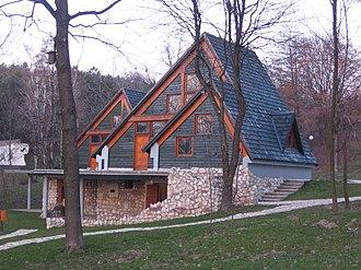 Požarevac - Image: Ekološki dom, Čačalica