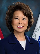 Secretary Of Labor Elaine Chao Was The First Asian American Woman To Serve  In The Cabinet.
