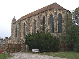 Élancourt - Commandry of the Villedieu