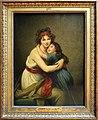 Elisabeth Vigée-Lebrun, autoritratto con la figlia julie, 1789 ca.jpg