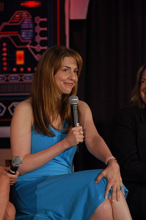 Ellen Dubin - Ellen Dubin at the Gatecon 2005 convention in Vancouver (Canada).