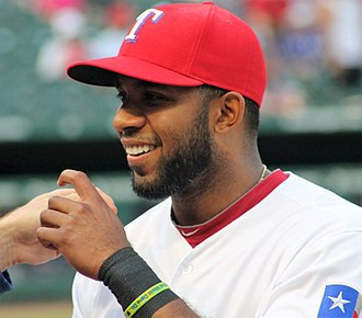 Elvis Andrus - Andrus with the Texas Rangers in 2016