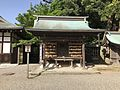 Emado Hall of Munakata Grand Shrine (Hetsu Shrine) 2.jpg