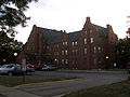 Emerson Hall, Beloit College, rear view.JPG