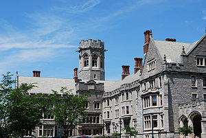 English: Emma Willard School, and all-girls bo...