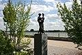 Emmerich - Rheinpromenade - Wandergesell 03 ies.jpg