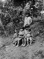 En systkonkrets med olika mammor men samma pappa. Veraguas. Panama - SMVK - 004237.tif