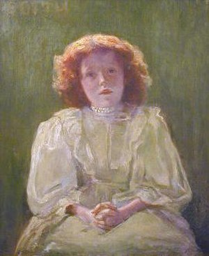 Enella Benedict - Enella Benedict, Edith, 1895, Jane Addams Hull-House Museum