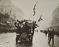 Enemy Activities - Miscellaneous - The Hungarian Revolution. Automobile loaded with revolutionists dashing through streets of Budapest - NARA - 31480144 (cropped).jpg