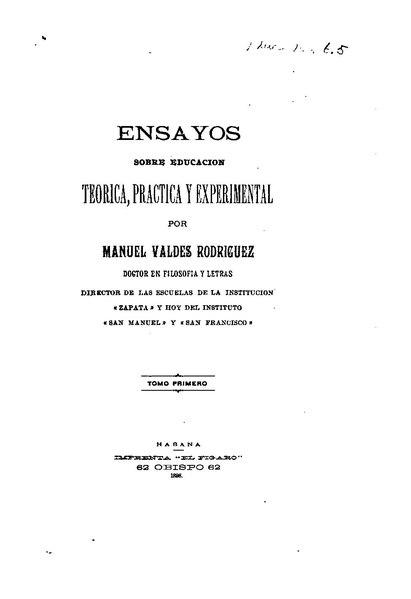 File:Ensayos sobre educación (1898).pdf
