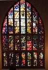 enschede - lasonderkerk glas-in-lood oost rm510627