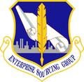 Enterprise Sourcing Gp emblem.png