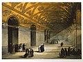 Entrée du gynécée, ou galerie supérieure - Fossati Gaspard - 1852.jpg